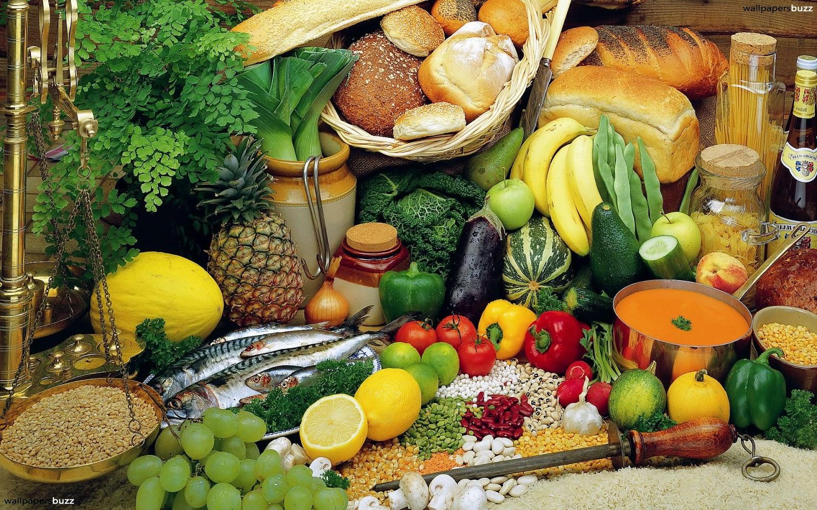 Imagen frutas, una alimentacion adecuada